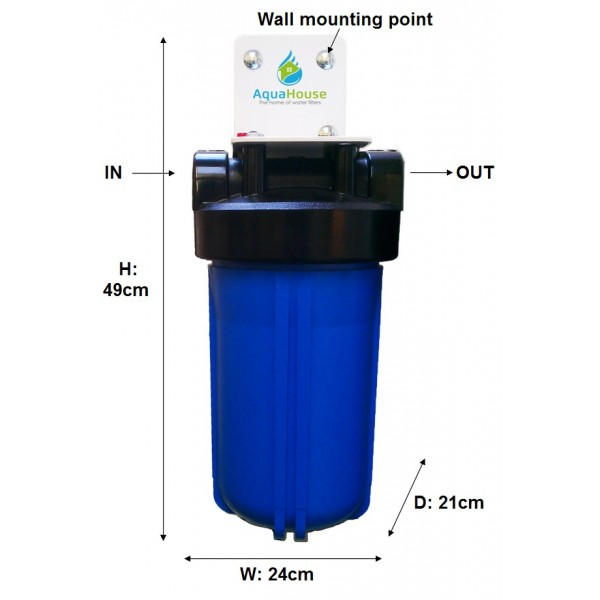 Aquahouse Nsws Water Softener Alternative System
