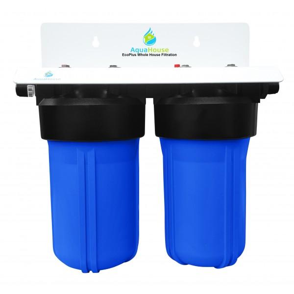 haus wasserfilter salzwasserfilter softener komplett mit filter neu ebay. Black Bedroom Furniture Sets. Home Design Ideas