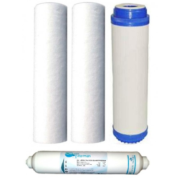Reverse Osmosis Water Filter Replacement