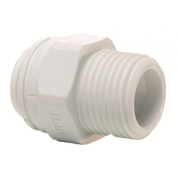 1 4 Quot Nptf X 3 8 Quot Push Fit Filter Housing Connector