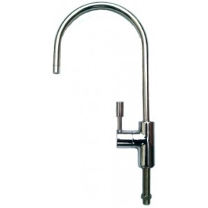 Polished Chrome Modern Single Lever Drinking Water Filter Tap