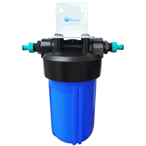 High capacity pond dechlorinator full flow for Koi carp pond filters