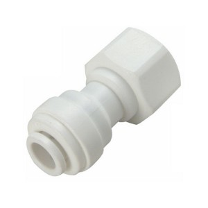 BSP 15mm x 6mm Push fitting water pipe connector adapter