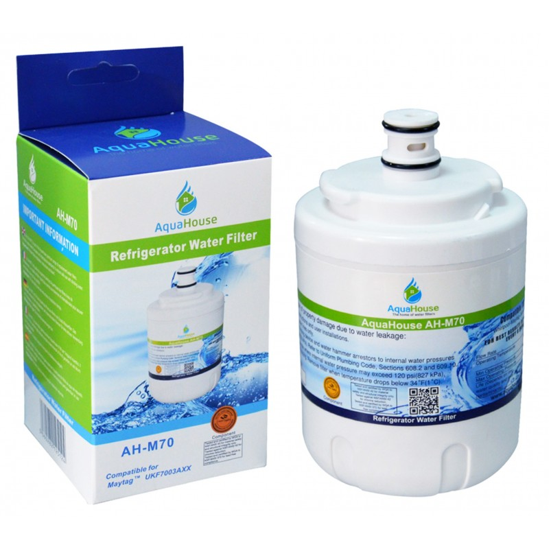 AquaHouse AH-M70 compatible for Maytag UKF-7003 Water filter PuriClean UKF7003AXX