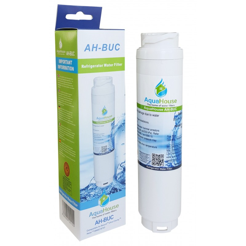 AquaHouse AH-BUC Compatible Filter for Rangemaster DXD, Haier 0060218743, Bosch Ultra Clarity