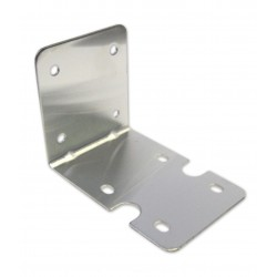 Standard Size Filter Housing Bracket - Single - With Screws