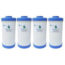 EcoPlus 3 Year Replacement Filter pack for the Whole House Water Filter and Water Softener