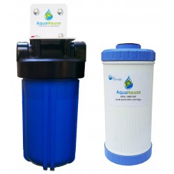 AquaHouse NSWS Salt Free Water Softener Alternative System Scale Prevention