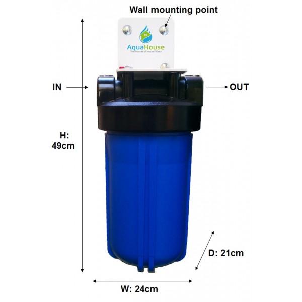 Aquahouse Nsws Water Softener Alternative System