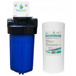AquaHouse Large UV Lamp Sediment Pre-filter System for 25W 55W lamps