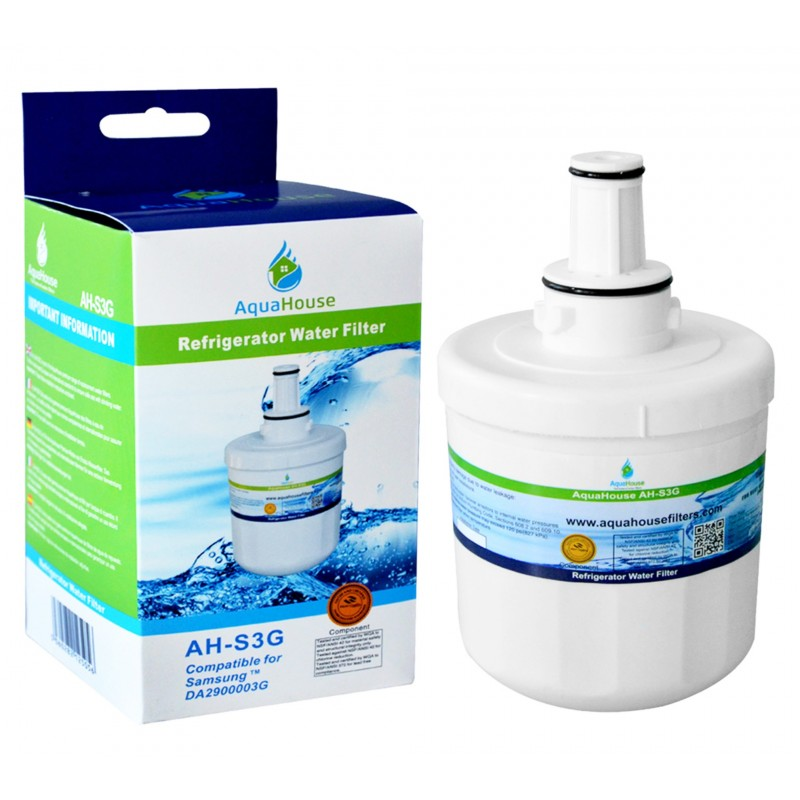 AquaHouse AH-S3G compatible water filter for Samsung DA29-00003G