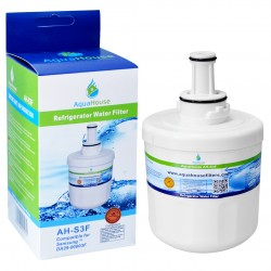 AquaHouse AH-S3F compatible water filter for Samsung DA29-00003F