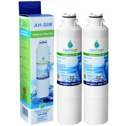 2 AquaHouse AH-S0B compatible water filter for Samsung DA29-00020B HAF-CIN/EXP