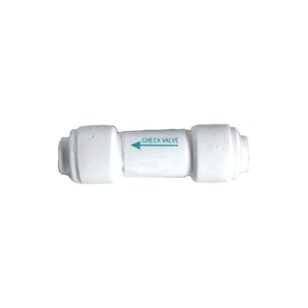Ro Reverse Osmosis One Way Check Valve In Line 1 4