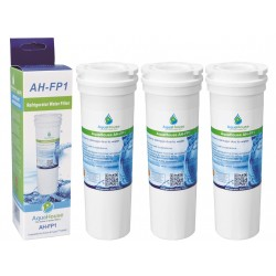 3x AH-FP1 Compatible Water filter for Fisher And Paykel 836848 Fridge