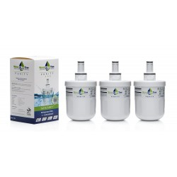 3x Water Filter Tree WLF-3G Filter for DA29-00003F, DA29-00003G, DA29-00003B, DA29-0003A
