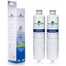 2x Water Filter Tree WLF-20B Replacement filter for Samsung DA29-00020B HAF-CIN/EXP