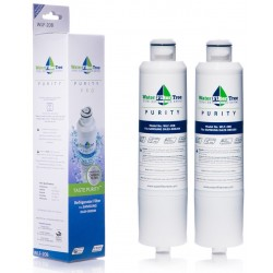 2x Water Filter Tree WLF-20B Replacement filter for Samsung DA29-00020B HAF-CIN/EXP