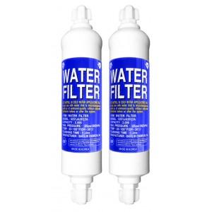 2x LG BL9808 / 5231JA2012B / 5231JA2012A Refrigerator Water filter Original