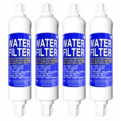 4x LG BL9808 Genuine Fridge water filter model 5231JA2010B 5231JA2012B 5231JA2012A