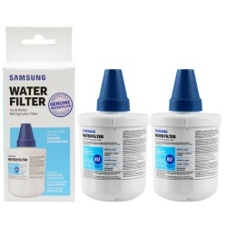 2x Samsung DA29-00003G Aqua-Pure Plus HAFIN2/EXP Water Filter for Samsung Fridge