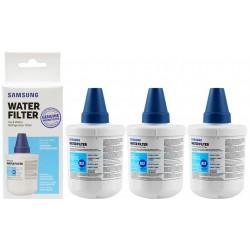 3x Samsung HAFIN2/EXP DA29-00003G Aqua-Pure Water Filter for Samsung Fridge