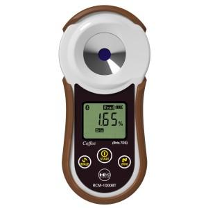HM Digital RCM-1000BT Coffee Refractometer (Brix / TDS / Temp) with Bluetooth