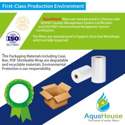 AquaHouse AH-3P3 Compatible filter for InSinkErator F701R AP3-765S Hot Water Tap