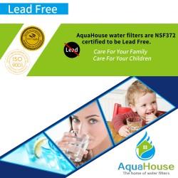 AquaHouse AH-L5P compatible water filter for LG LT500P 5231JA2002A GEN11042FR-08 ADQ72910901