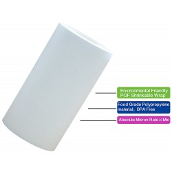 "10"" Jumbo Sediment water filter cartridge particulate filter"