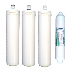 Replacement Filters for EC105pi RO System
