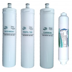 Easy RO 2 - Yearly Replacement Filter Set