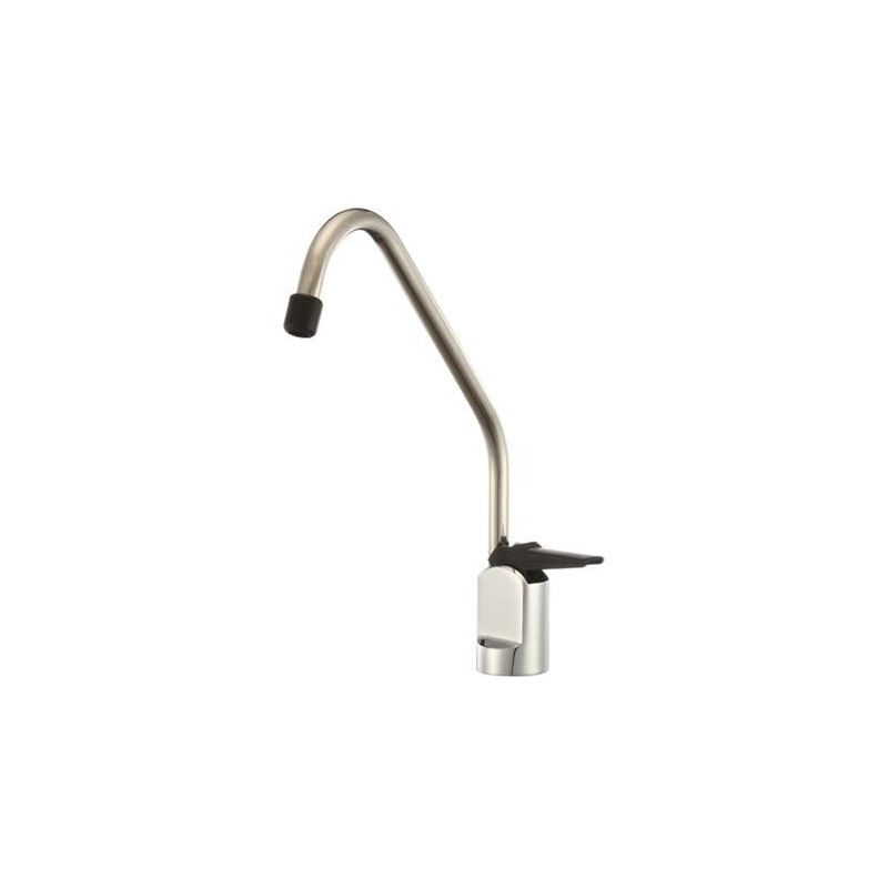 Chrome Push Lever Drinking Water Filter Tap
