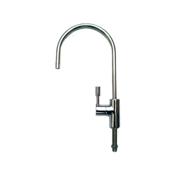 Single Lever Faucet Water Filter : Single lever water filter tap polished chrome modern for