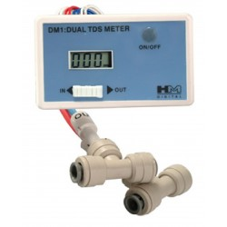 HM Digital DM-1, Dual In-line TDS Meter Reverse Osmosis Water quality Meter