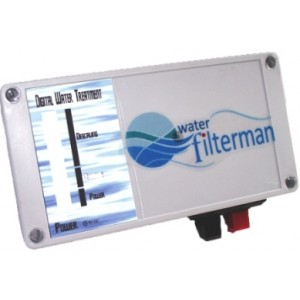 Electronic Hard Water Treatment System - De-scales