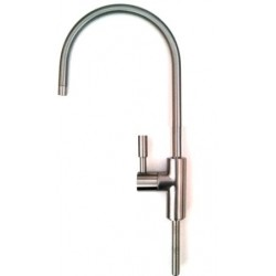 Satin Nickel Modern Single Lever Drinking Water Filter Tap