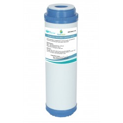 "10"" Carbon GAC water filter cartridge - Granular Activated Carbon"