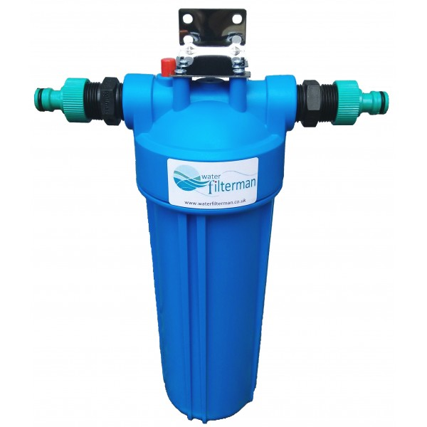 High capacity pond dechlorinator full flow for What is the best pond filter