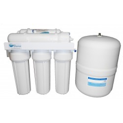 Reverse Osmosis Water Filter System - Compact & Easy RO 1