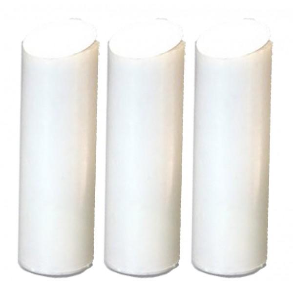 3 pack replacement filters for in line kdf shower filter. Black Bedroom Furniture Sets. Home Design Ideas