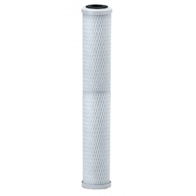 "20"" Carbon block water filter cartridge - CTO 5 Micron"