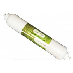 Green Filter Post Carbon GAC Water Filter Taste and Odour reduction