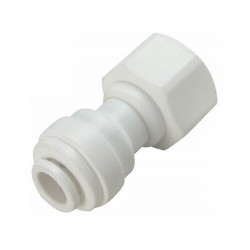 "7/16"" x 1/4"" Push fitting tap adapter"