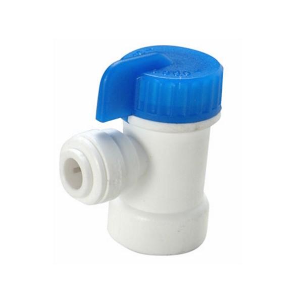 Reverse Osmosis Water Tank Valve 1 4 Quot Push Fitting Tap
