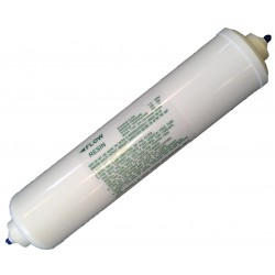 """In-line scale prevention resin water softening water filter cartridge 1/4"""""""