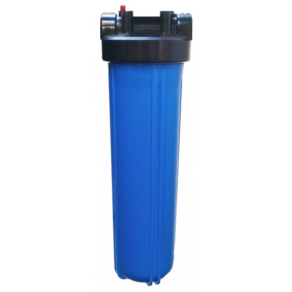 Big Blue Jumbo 20 Quot Water Filter Housing With 1 Quot Bsp Ports