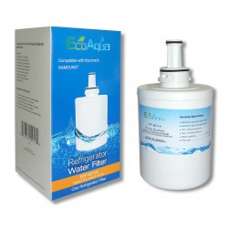 Ecoaqua EFF-6011A Water filter, compatible with Samsung DA29-00003G